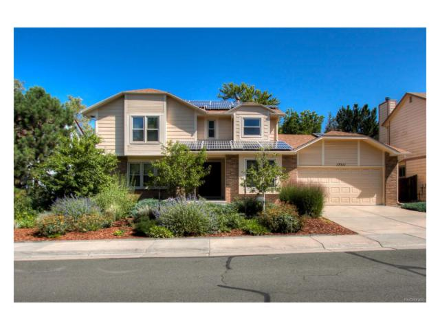 17511 E Dickenson Place, Aurora, CO 80013 (#9742732) :: The Peak Properties Group