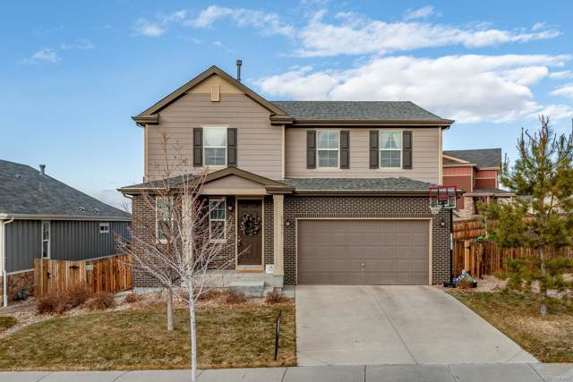 25077 E Lake Drive, Aurora, CO 80016 (#9742741) :: James Crocker Team