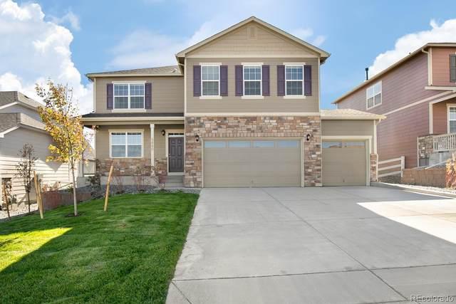 7426 E 157th Avenue, Thornton, CO 80602 (MLS #9743015) :: 8z Real Estate