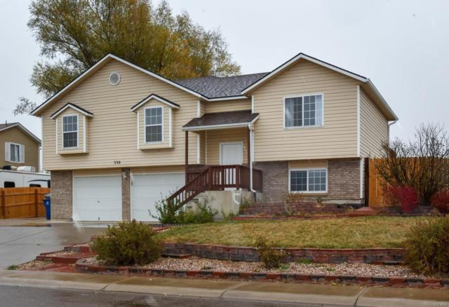 330 Aspen Drive, Frederick, CO 80530 (#9743419) :: The Heyl Group at Keller Williams