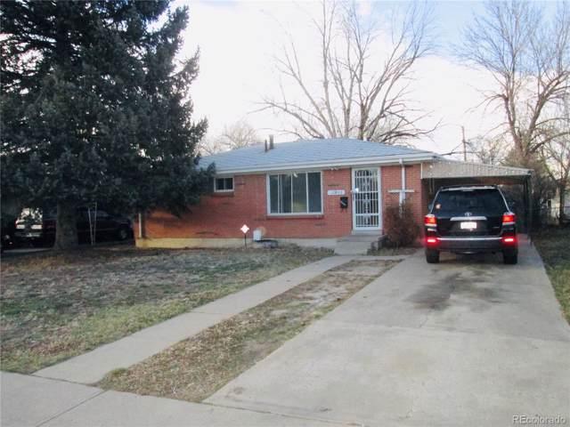 12863 E Park Lane Drive, Aurora, CO 80011 (#9743896) :: HergGroup Denver