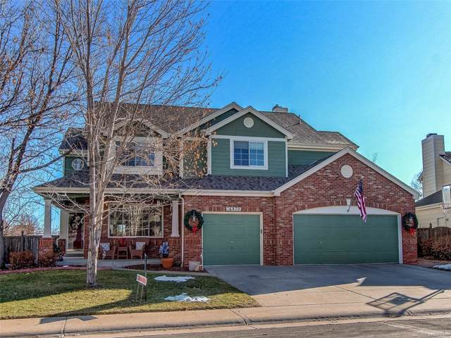 16870 Amberstone Way, Parker, CO 80134 (#9744059) :: Bring Home Denver with Keller Williams Downtown Realty LLC