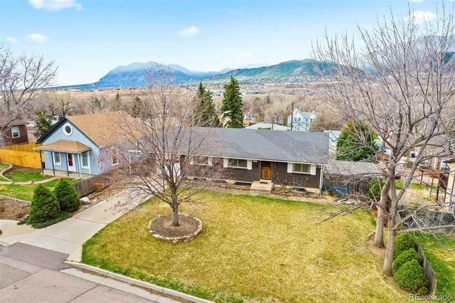 2217 W Saint Vrain Street, Colorado Springs, CO 80904 (MLS #9744149) :: Find Colorado