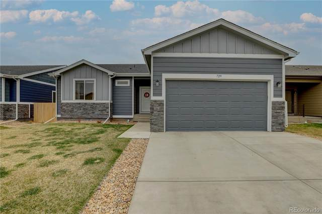 729 Depot Drive, Milliken, CO 80543 (#9744333) :: The Harling Team @ HomeSmart