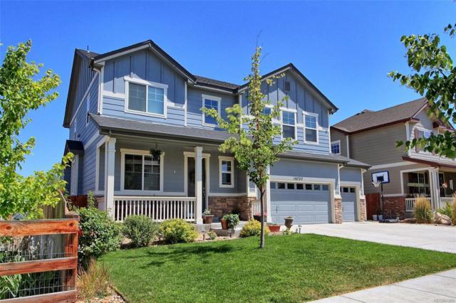 16727 E 97th Place, Commerce City, CO 80022 (#9744368) :: Bring Home Denver