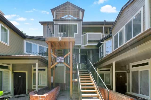 6001 S Yosemite Street E205, Greenwood Village, CO 80111 (#9744465) :: You 1st Realty