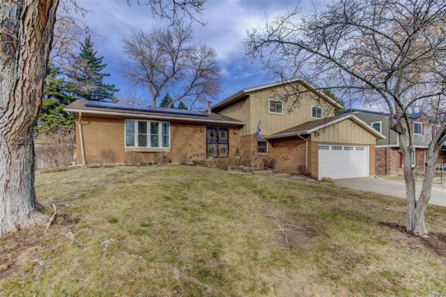 3069 S Akron Court, Denver, CO 80231 (#9744820) :: The Dixon Group