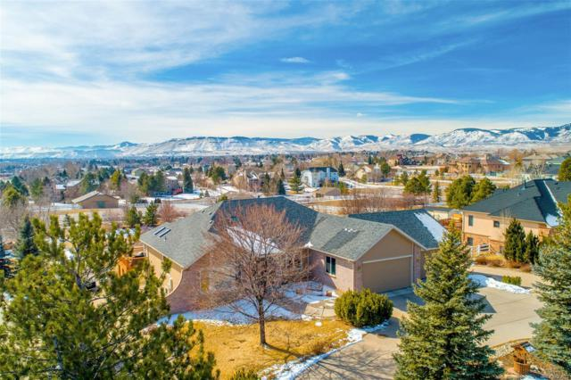 15912 W 79th Place, Arvada, CO 80007 (MLS #9744911) :: Kittle Real Estate
