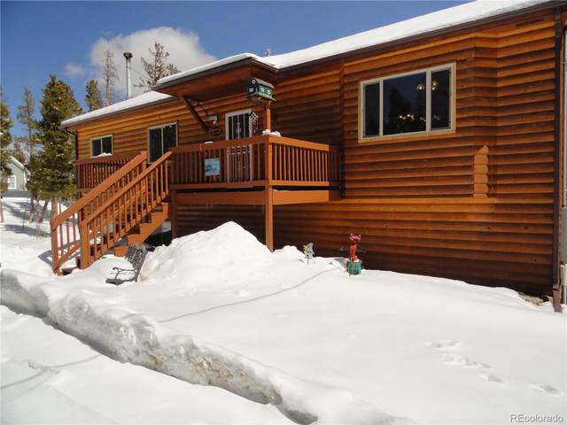 1345 Lodge Pole Drive, Black Hawk, CO 80422 (MLS #9745181) :: 8z Real Estate