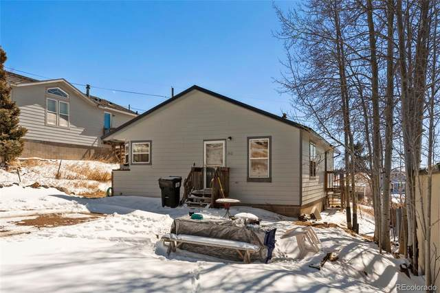 210 E Golden Avenue, Cripple Creek, CO 80813 (#9746287) :: James Crocker Team