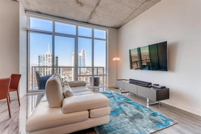 891 14th Street #4204, Denver, CO 80202 (#9746424) :: The City and Mountains Group