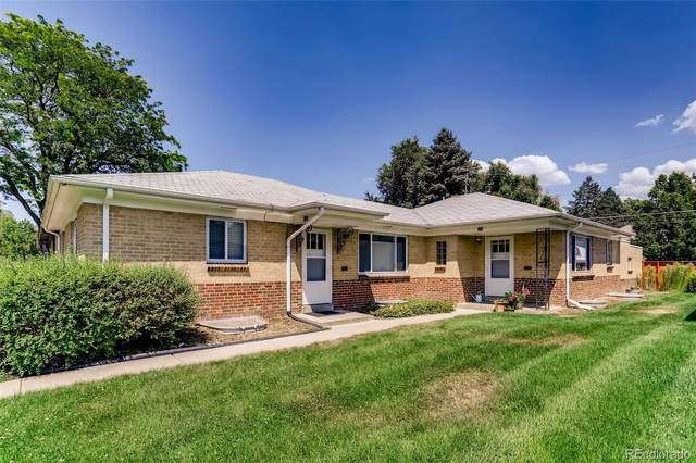 528 S Gaylord Street, Denver, CO 80209 (#9746620) :: Venterra Real Estate LLC