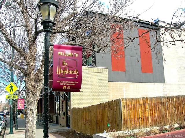 3420 W 32nd Avenue #202, Denver, CO 80211 (#9746888) :: Wisdom Real Estate