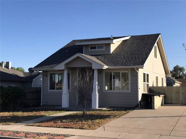 120 4th Street, Fort Lupton, CO 80621 (#9747385) :: HomePopper