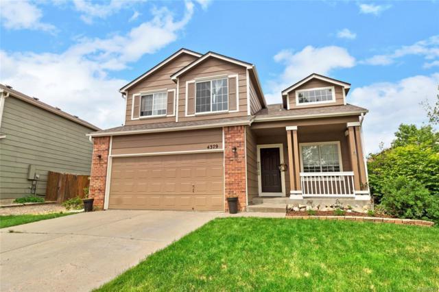 4379 E Andover Avenue, Castle Rock, CO 80104 (#9747646) :: The Peak Properties Group