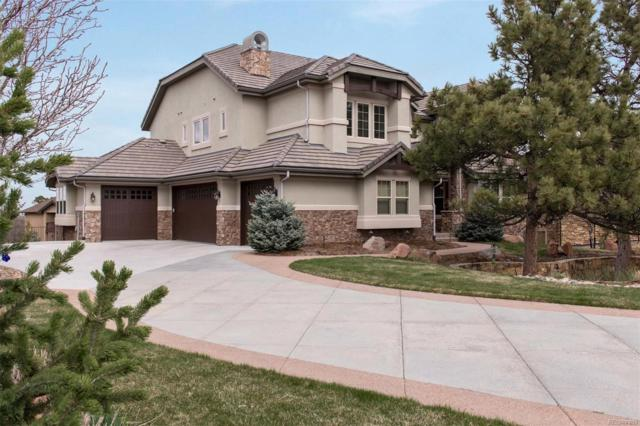 9317 Windhaven Drive, Parker, CO 80134 (#9747737) :: The Healey Group