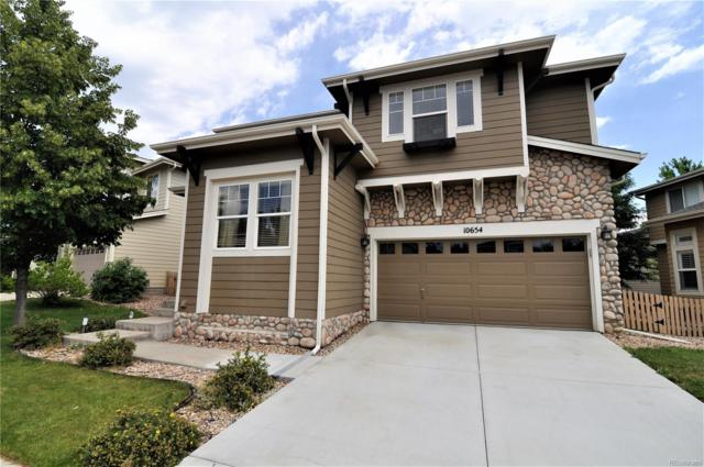 10654 Cherrybrook Circle, Highlands Ranch, CO 80126 (MLS #9748593) :: 8z Real Estate