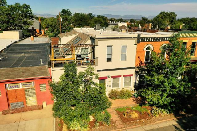 117 Elati Street #3, Denver, CO 80223 (#9748708) :: HomeSmart Realty Group