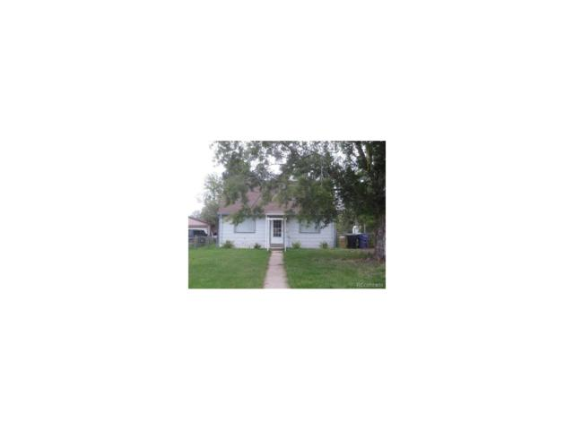 2616 S Irving Street, Denver, CO 80219 (MLS #9748877) :: 8z Real Estate