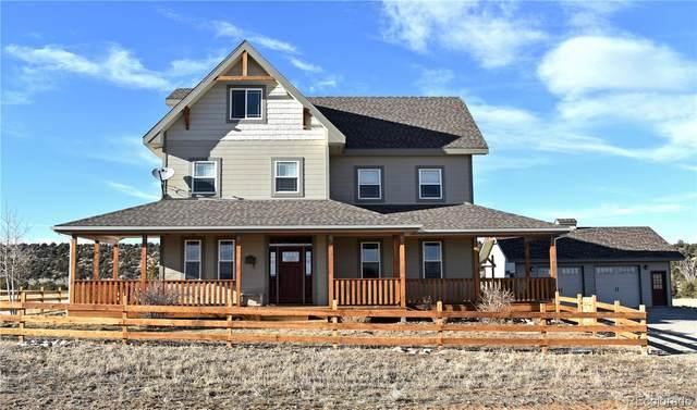 12908 County Road 162, Nathrop, CO 81236 (#9749591) :: iHomes Colorado