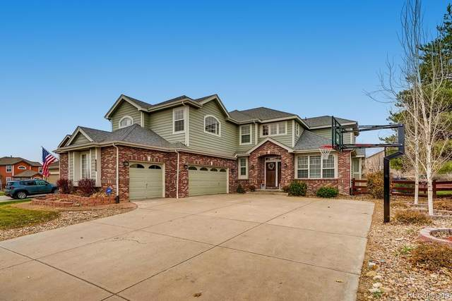 6090 Rogers Circle, Arvada, CO 80403 (MLS #9750146) :: The Sam Biller Home Team