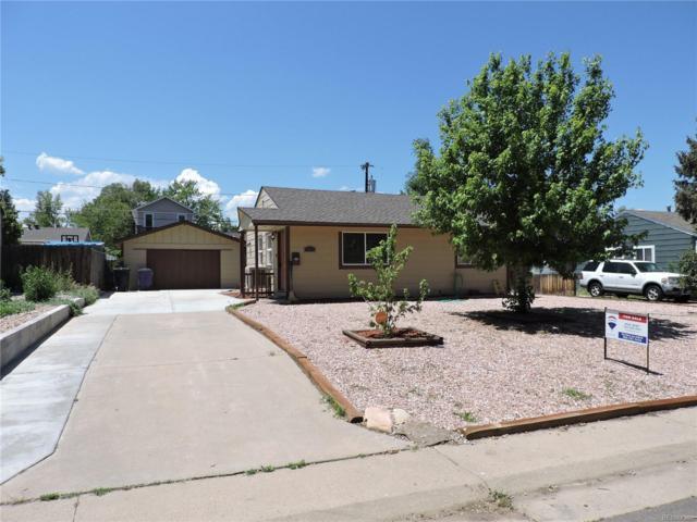 2671 S Hazel Court, Denver, CO 80219 (MLS #9750160) :: 8z Real Estate