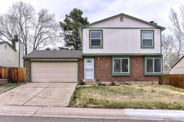10905 W Alamo Place, Littleton, CO 80127 (#9750220) :: The Peak Properties Group