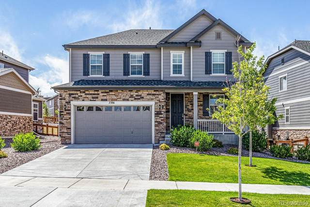 7391 S Old Hammer Way, Aurora, CO 80016 (#9750315) :: The DeGrood Team