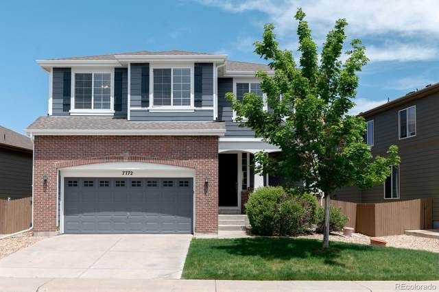 7772 S Jasper Street, Englewood, CO 80112 (#9750921) :: Bring Home Denver with Keller Williams Downtown Realty LLC