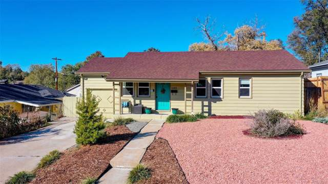 1685 S Mabry Way, Denver, CO 80219 (#9751163) :: The Galo Garrido Group