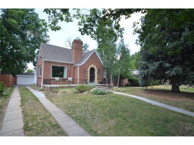 1675 N Poplar Street, Denver, CO 80220 (#9751562) :: Wisdom Real Estate