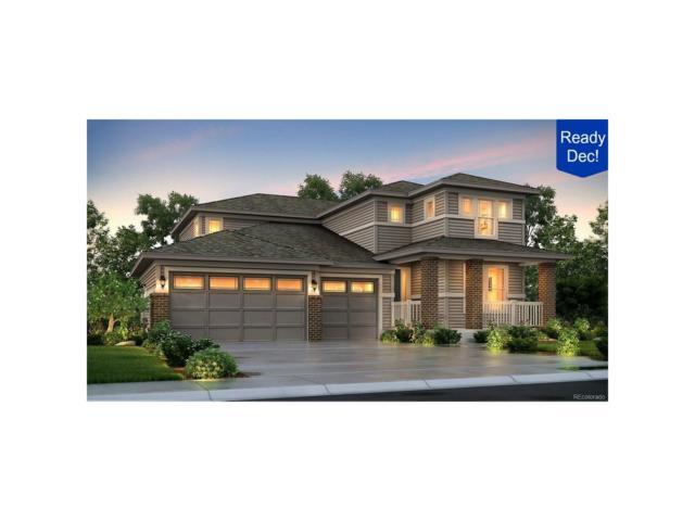 8784 Lanceleaf Street, Parker, CO 80134 (MLS #9752250) :: 8z Real Estate