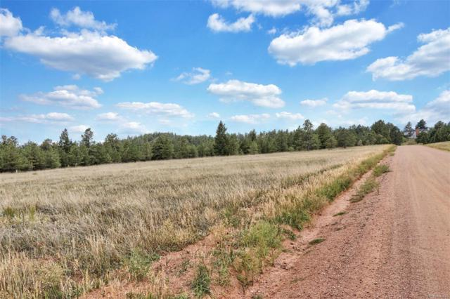 Lot 8 Forrest View Road, Monument, CO 80132 (#9752354) :: The HomeSmiths Team - Keller Williams