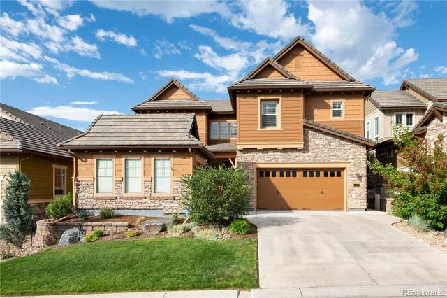 452 Pine Flower Court, Highlands Ranch, CO 80126 (#9752428) :: The DeGrood Team