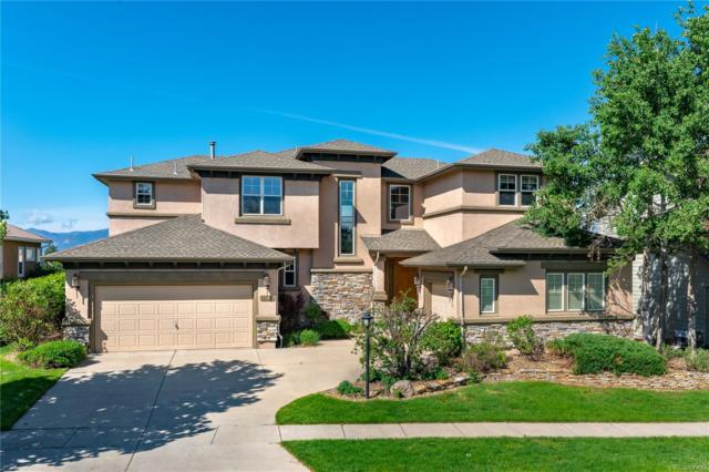 10126 Palisade Ridge Drive, Colorado Springs, CO 80920 (#9752479) :: The Tamborra Team