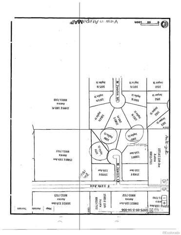 1085 Joplin, Aurora, CO 80011 (#9752543) :: The Gilbert Group