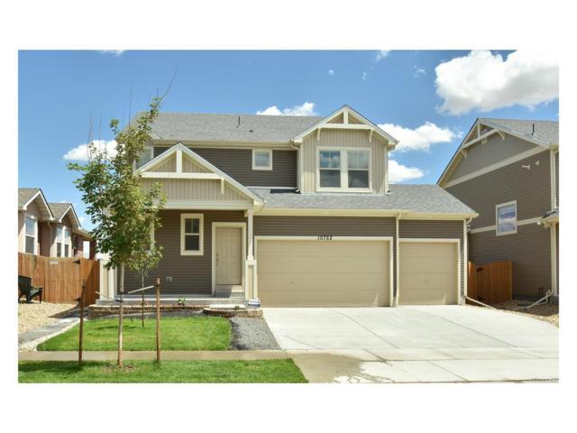 10752 Xanadu Street, Commerce City, CO 80022 (MLS #9752578) :: 8z Real Estate