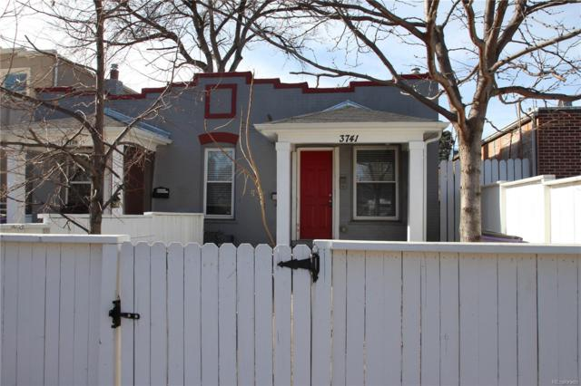 3741 Alcott Street, Denver, CO 80211 (#9752682) :: My Home Team