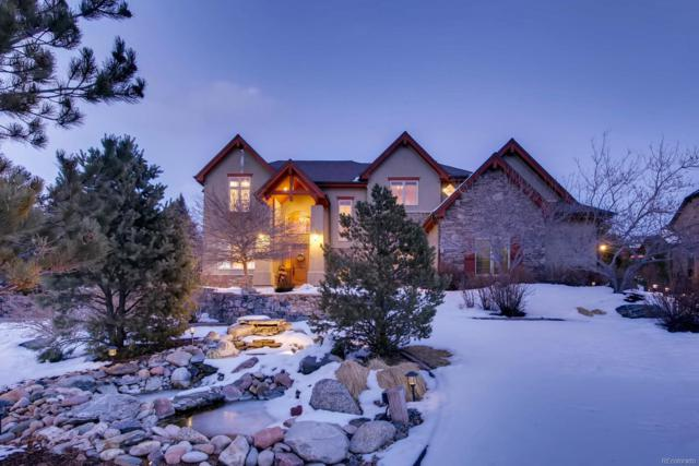 5112 Serene View Way, Parker, CO 80134 (MLS #9752769) :: 8z Real Estate