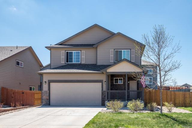 8422 17th Street, Greeley, CO 80634 (#9752949) :: The Griffith Home Team
