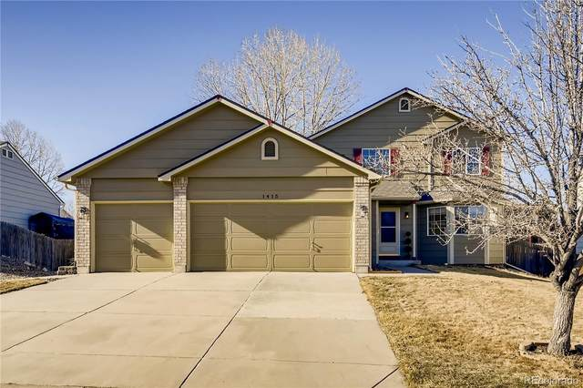 1415 Cedarwood Drive, Longmont, CO 80504 (#9753162) :: HomeSmart