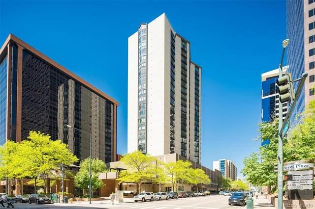 1777 Larimer Street #701, Denver, CO 80202 (#9753273) :: Bring Home Denver with Keller Williams Downtown Realty LLC