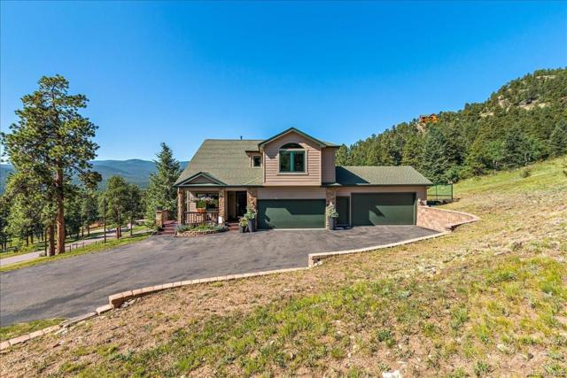 493 Mary Beth Road, Evergreen, CO 80439 (MLS #9753654) :: Kittle Real Estate
