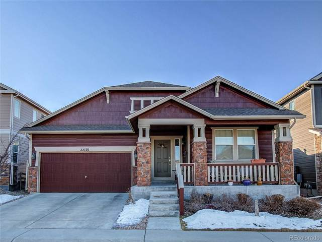 22130 E Bellewood Place, Aurora, CO 80015 (#9753681) :: Stephanie Fryncko | Keller Williams Integrity