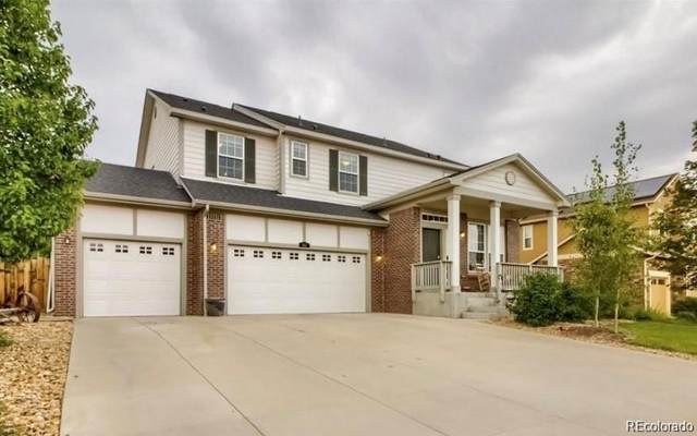 161 N Newbern Way, Aurora, CO 80018 (MLS #9754466) :: 8z Real Estate