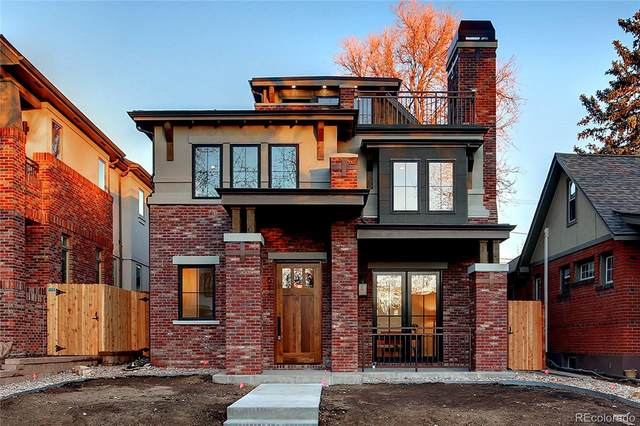 516 S High Street, Denver, CO 80209 (#9754742) :: Portenga Properties