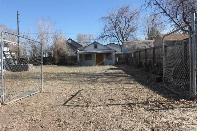 4810 S Sherman Street, Englewood, CO 80113 (#9755136) :: iHomes Colorado