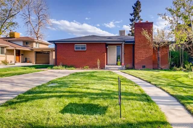 5400 E Jewell Avenue, Denver, CO 80222 (#9755741) :: Mile High Luxury Real Estate