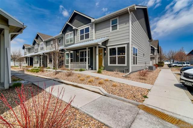 3333 Apple Blossom Lane #5, Evans, CO 80634 (#9755785) :: Portenga Properties