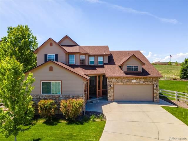 2398 Northview Place, Castle Rock, CO 80104 (MLS #9755860) :: 8z Real Estate